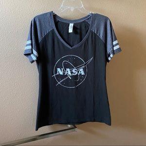 NASA Raglan Shirt